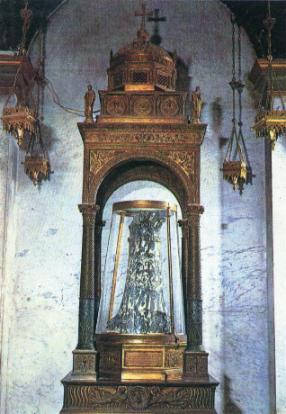The Holy Column of the Flagellation of our Lord Jesus Christ